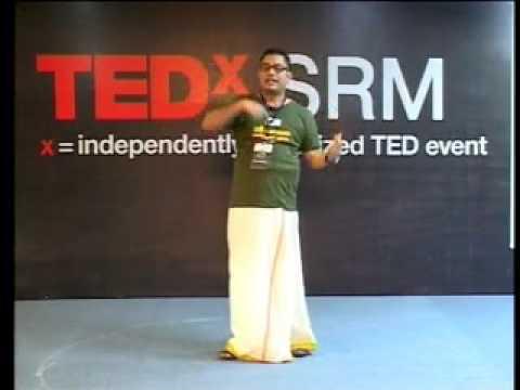 TEDxSRM- Venkat Subramanian - The kick of solving problems-