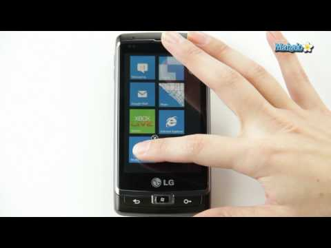 How to Reorganize Apps on the Home Screen on Windows Phone 7