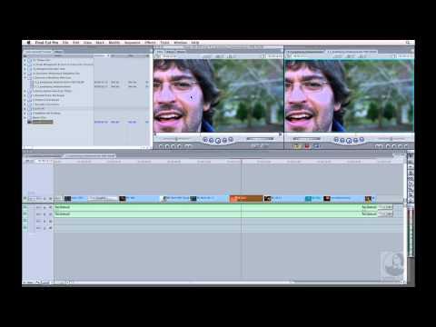 Color: Preparing a Final Cut Pro sequence for Color | lynda.com