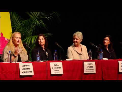 lynda.com | 2011 SBIFF Women's Panel: Creative Forces: Women in the Business—Keeping Morale High