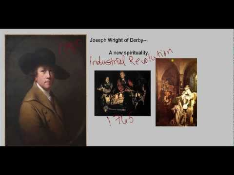 Saylor ARTH207: Joseph Wright of Derby
