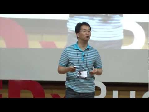 Whose is the land? (땅은 누구의 것인가?): GiUp Nam at TEDxBusan