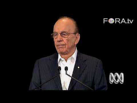 Rupert Murdoch: Australia Should Join NATO