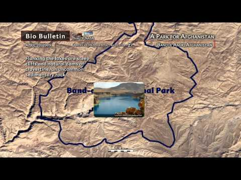 Science Bulletins: A Park for Afghanistan
