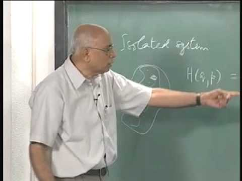 Lecture - 20 Classical Physics