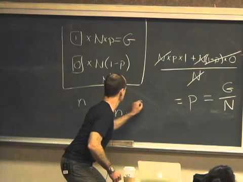 Saylor BUS204: Philip Stark Statistics 21 - Lecture 17
