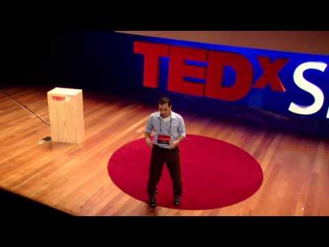 TEDxSaoPaulo - Osvaldo Stella - 11/14/2009