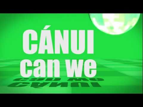 Pronunciation - #44 Can we (CÁNUI)