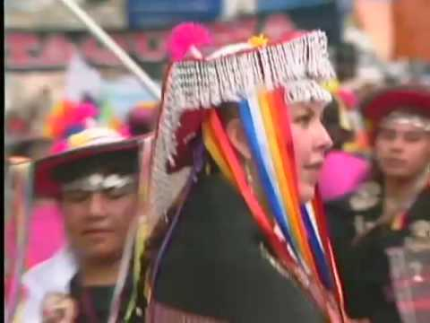 The Carnival of Oruro