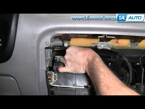How To Install Replace Air Temperature Door Actuator Explorer Mountaineer 98-01 1AAuto.com