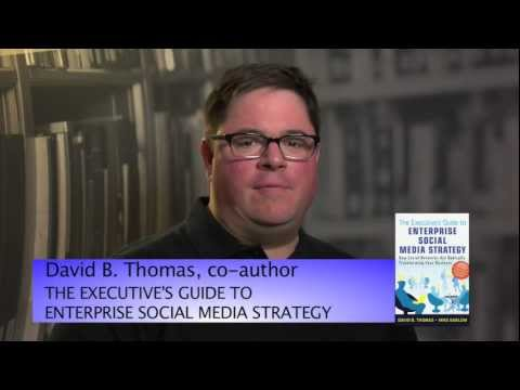 Executive's Guide to Enterprise Social Media Strategy Thomas 978047088602