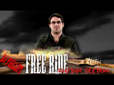 Edgar Winter Group - Free Ride (Guitar Lesson)