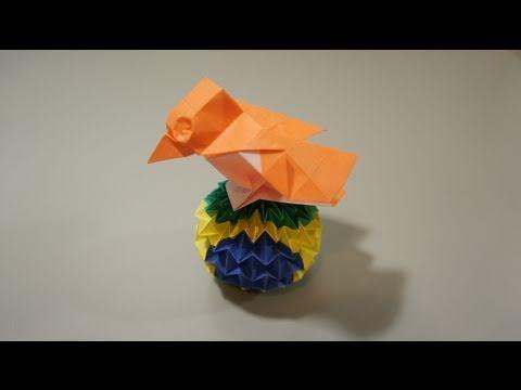 Origami Sparrow (Jo Nakashima)