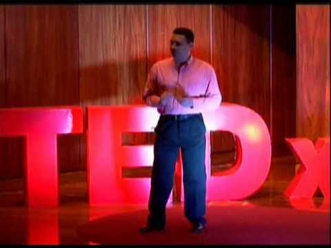 RETOS: Como Superarlos en el Camino de la Vida: Fernando Martínez Lam at TEDxTegucigalpa.wmv