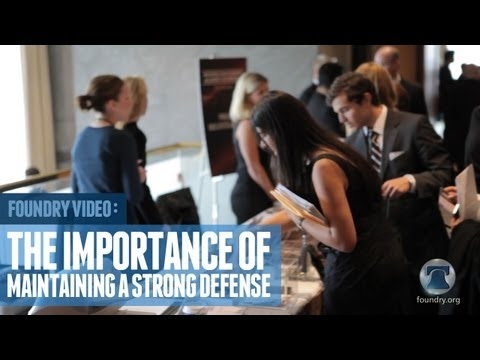 The Importance of Maintaining a Strong Defense