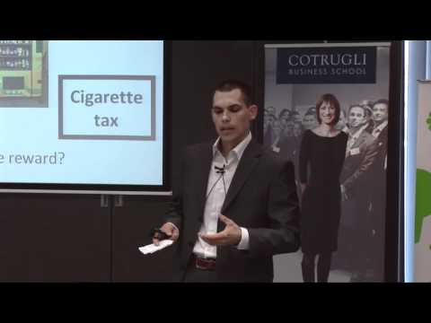TEDxCotrugliBusinessSchool - Matic Meglic - We are motivated to stay healthy. Really?