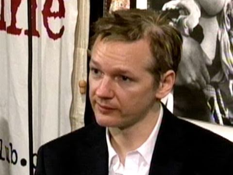 WikiLeaks' Assange on Bradley Manning, Anonymous Sources