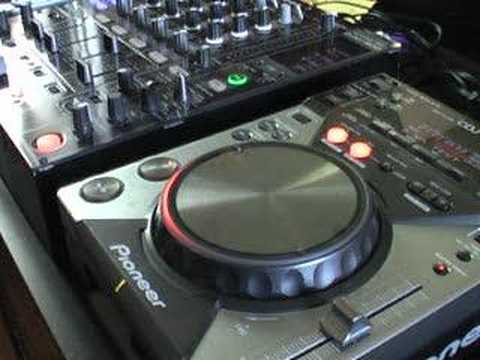 CDJ TURNTABLE/ HELP WITH SCRATCHING, The Fressshhh  sound!