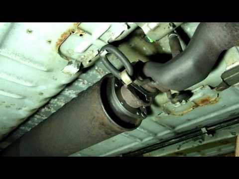 Exhaust Flange Repair