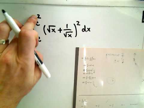 BC Calculus Sample Question 9 & 10