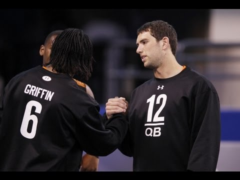 Andrew Luck vs Robert Griffin 3: Who's Better?