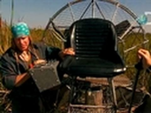 Dual Survival- Stuck in the Everglades