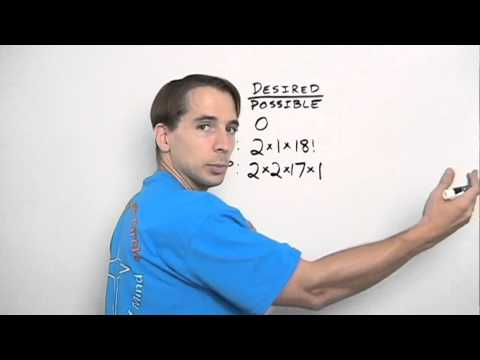 Art of Problem Solving: Probability - Think About It Part 1