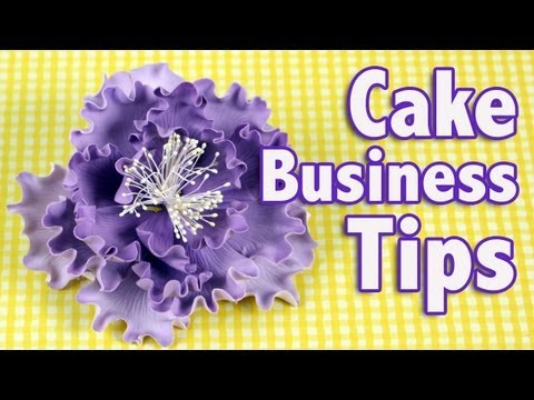 How to Price Your Cakes | Cake Business Tips