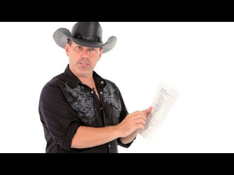 Using Step Sheets to Learn Line Dancing