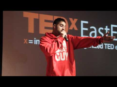 TEDxEastEnd - Shizzio - there is no spoon: how to move beyond our own borders