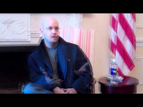 The Inner Circle Author Brad Meltzer @ National Archives
