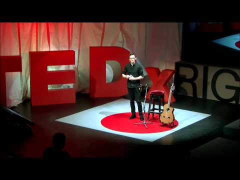 Challenge Accepted: Goran Gora at TEDxRiga