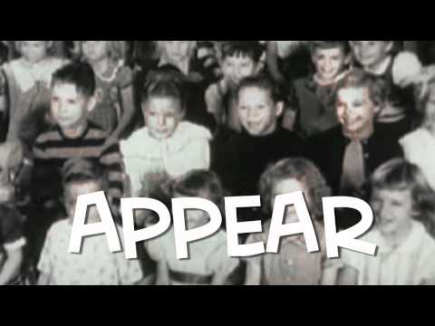 Learn English Words: Appear
