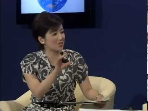 Tianjin 2010 - (TV Debate NHK) Attracting the Best and Brightest