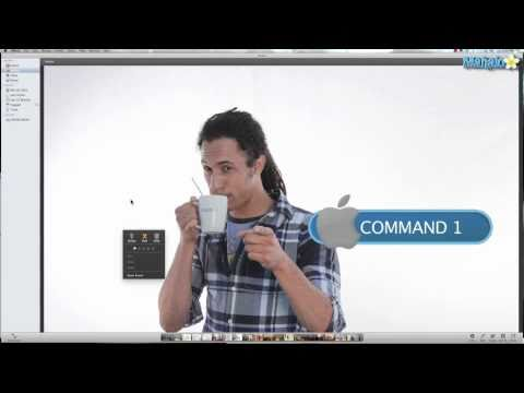 Learn iPhoto Command 5