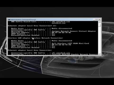 FLEX License Manager Setup and Configuration for Autodesk Moldflow