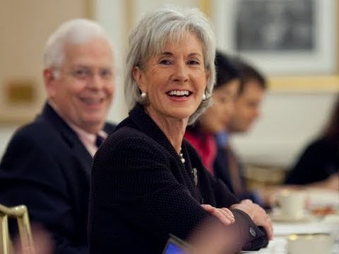 HHS Sec. Sebelius on Rahm Emanuel's Role in Health Reform