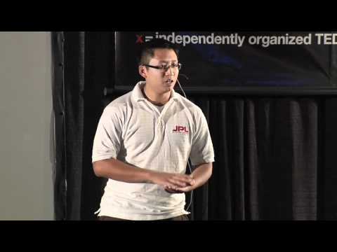 TEDxYouth@NASA - Jon Viet Nguyen - Eyes on the Solar System App Demo