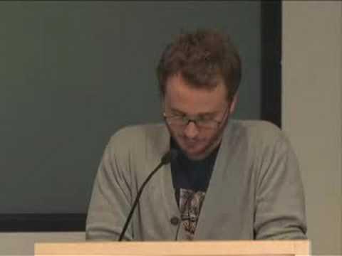 "Authors@Google: Christian Lander, ""Stuff White People Like"""