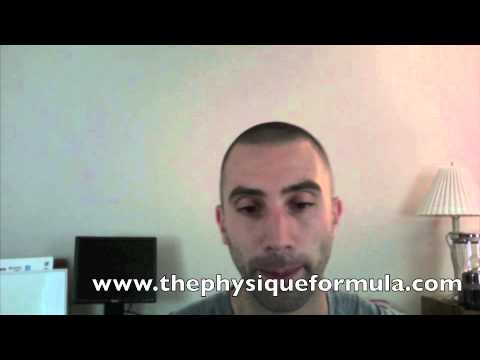 Bodybuilding Training Two Times Per Day