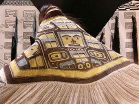 The Artistry of Tlingit Weaving