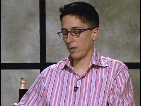 "Alison Bechdel - Reading From ""Fun Home: A Family Tragicomic"""