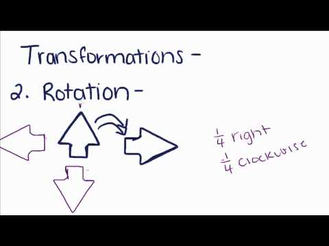 Introduction to Geometry - 13 - Transformations