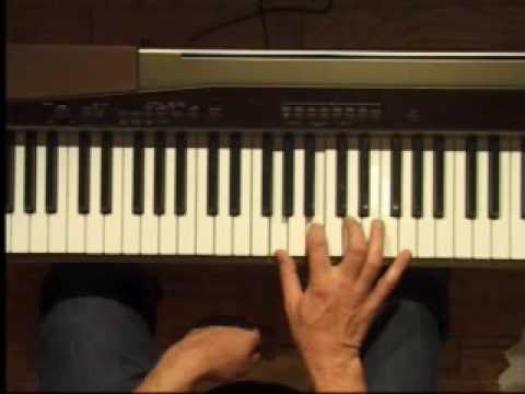 Piano Lesson - G Major Triad Inversions (Right Hand)