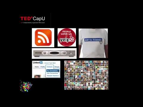 TEDxCAPU-Cybele Negris-From there to here to where? The Canadian internet story
