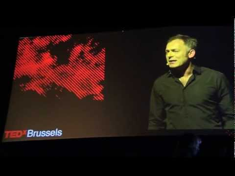 TEDxBrussels - Charles Hazlewood and the British Paraorchestra - Music of the Future (HQ)