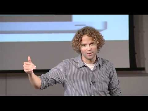 TEDxCentralSaintMartins - Tom Hulme - Designing for Emergence