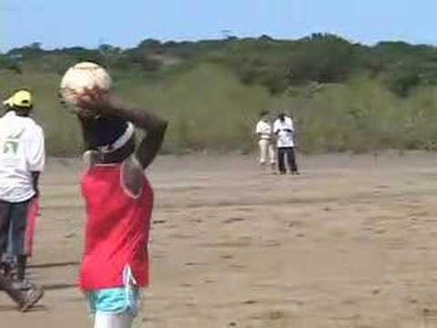Girls' Right to Play in Mozambique