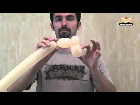 Balloon Sculpting - Learn to sculpt a Monkey