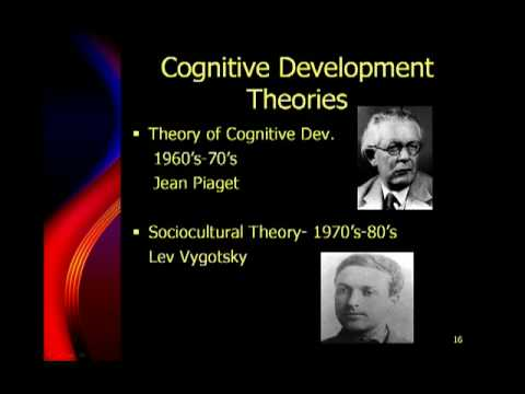 Behavioral and Cognitive Theories of Learning - Part 2